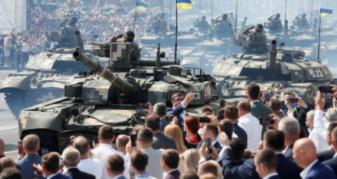 Військовий парад до 30-річчя Незалежності України