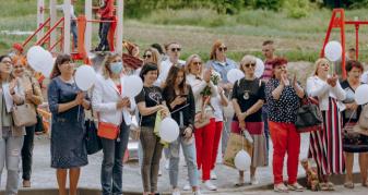 У місті Дубно власники квартир отримали ключі від омріяних помешкань у ЖК «Добробуд»
