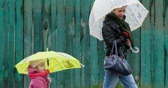 Опади й різка зміни погоди очікується в другій половині місяця.