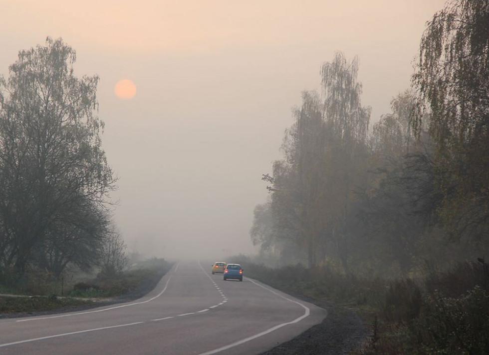 Дорога на Дубно