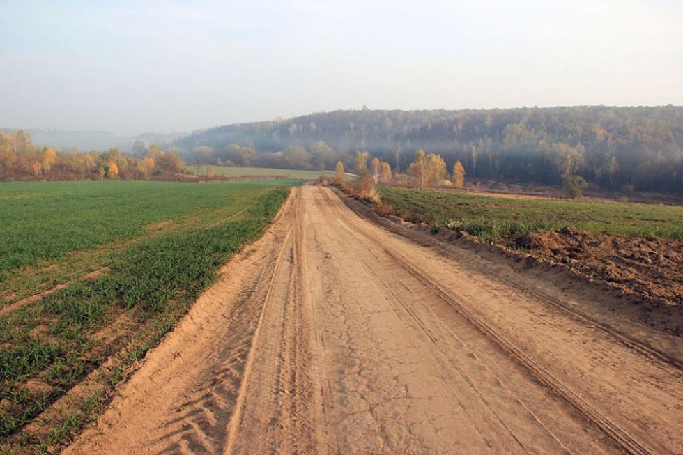 Дорога на Козирщину