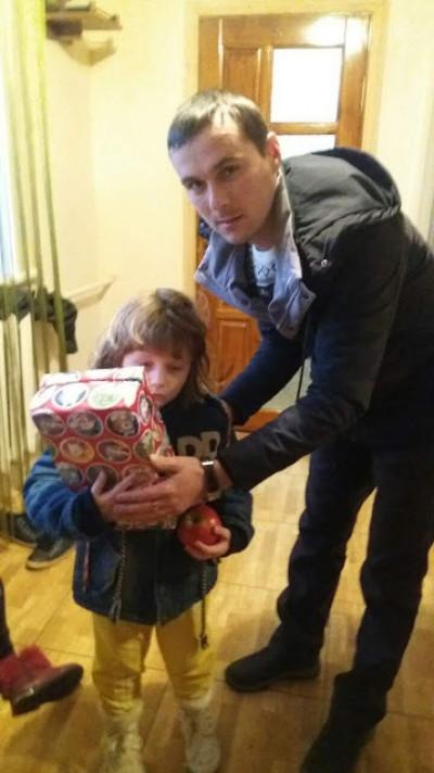 Подарунки дітям