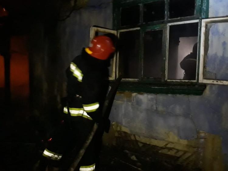 Частину будівлі вдалося врятувати