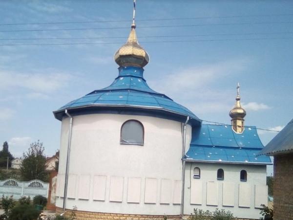 Хрестовоздвиженський монастир у Панталії