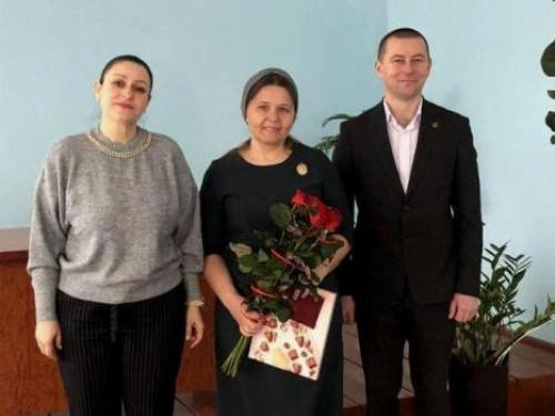 Ніна Михайлівна Доля, жителька села Крупець мати 5 дітей