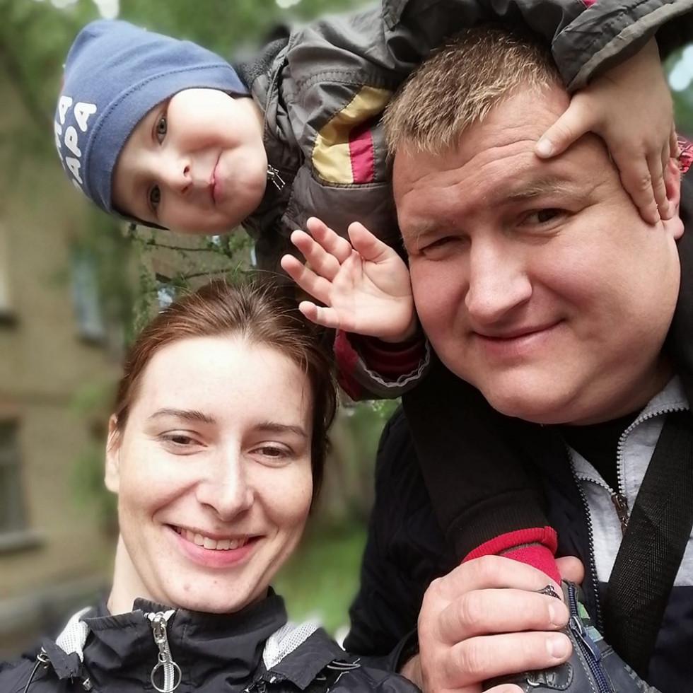 Родина Стрільчуків